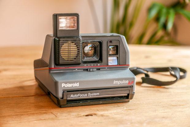 """Polaroid-Kameras"