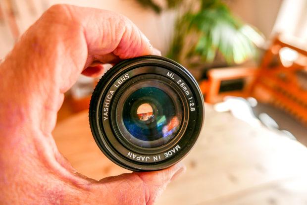 Manuelle alten Objektive sind richtige Schätze: Beinahe unzerstörbar, mit guter Bildqualität und auch an modernen Kameras einsetzbar.