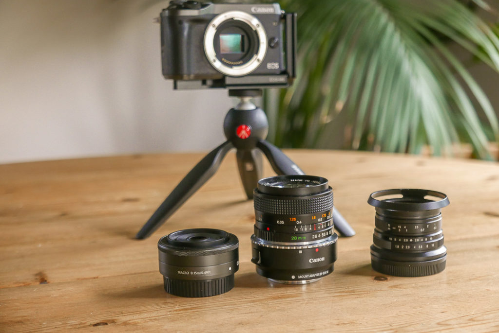 Lichtstarke Festbrennweiten sind für Videoaufnahmen eine Bereicherung. Aber Du solltest auch die Schwachstellen kennen.