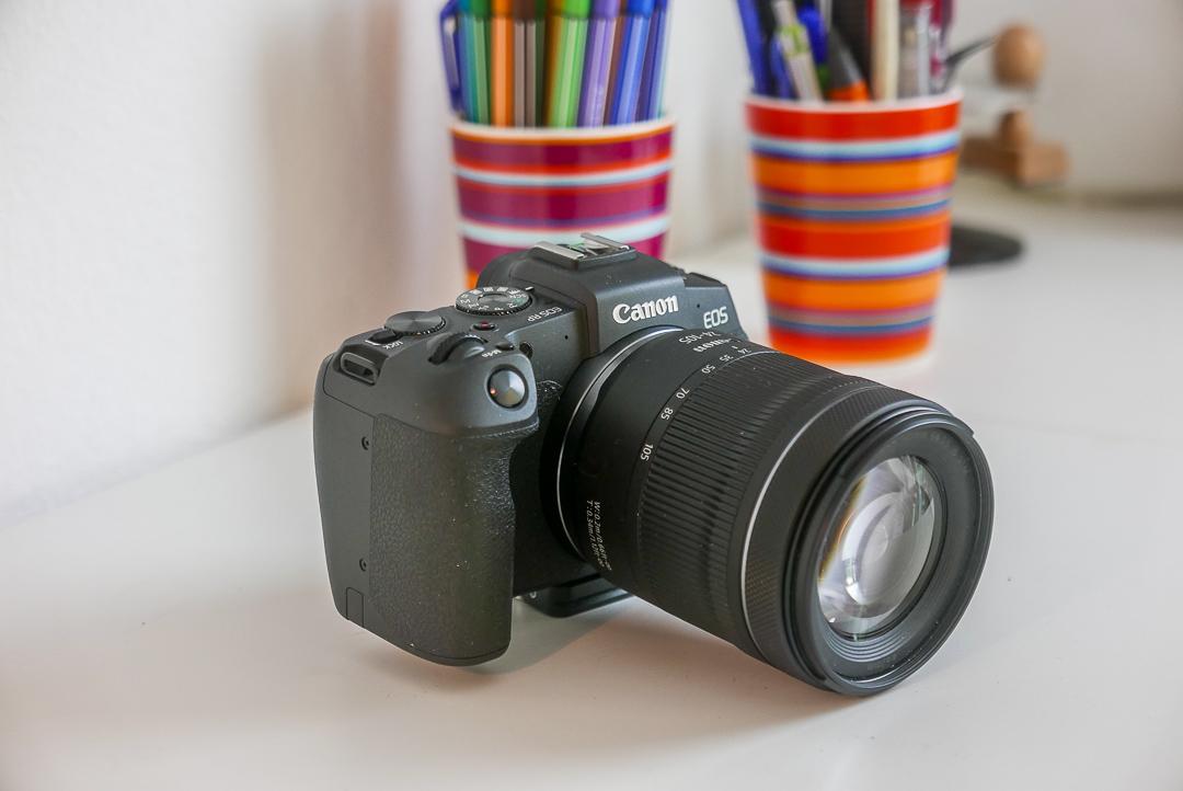 Canon EOS RP Objektive: Die wichtigsten für den Start