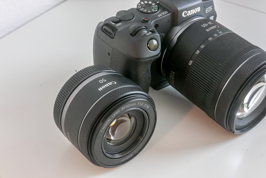 Das 50mm: Unentbehrlich für Bokeh, Porträts, Produktfotos.