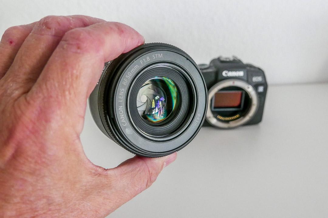Das Canon RF 50mm F1.8 ist zusammen mit dem Standardzoom wohl das universellste Objektiv mit dem besten Preis-Leistungs-Verhältnis.
