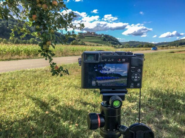 Für Timelapse-Aufnahmen sollte man etwas Zeit und Muße mitbringen - und am besten mehrere Kameras.