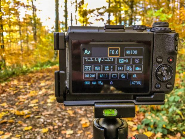 Klingt langweilig, bringt aber viel: Lerne Deine Kamera kennen.