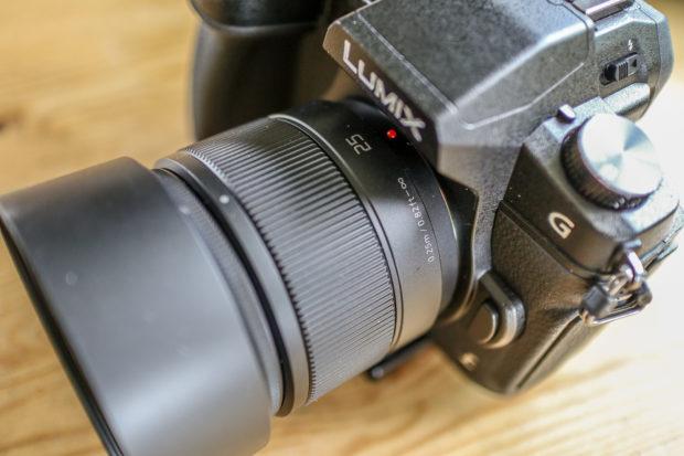 Das Lumix 25mm F1.7 macht richtig Spass - und eines der wenigen MFT-Objektive im unteren Brennweitenbereich mit tollem Bokeh.
