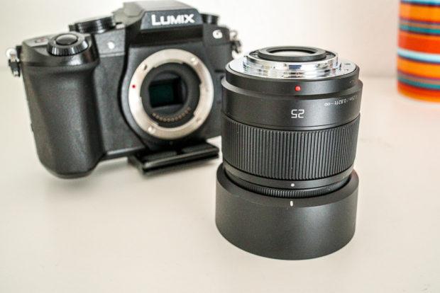 Lumix G 25mm F1.7: Für wenig Geld bekommt man professionellen Look durch einen deutlichen Unschärfebereich und ein schönes Bokeh.