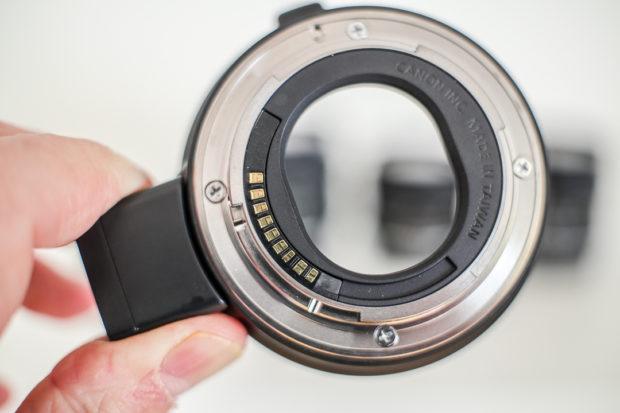 Der EF-M Adapter ist nur ein Schritt für die Verwendung von Fremdhersteller-Objektiven.