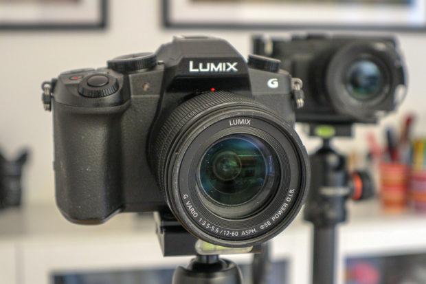 Auch unterschiedliche Kameragenerationen und -arten lassen sich oft gut kombinieren.