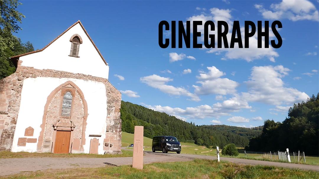 Cinemagraphs – Bilder mit Bewegung