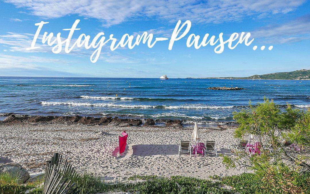 Instagram-Pausen – ohne negative Folgen