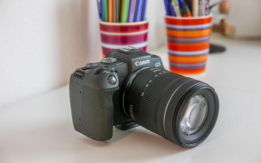 Canon EOS RP: Die besten Objektive für den Start