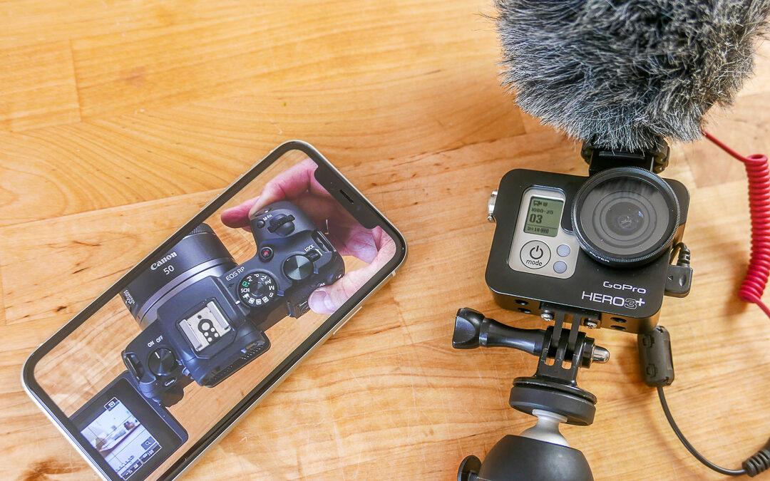 GoPro Hero 3: eine gute Zweitkamera