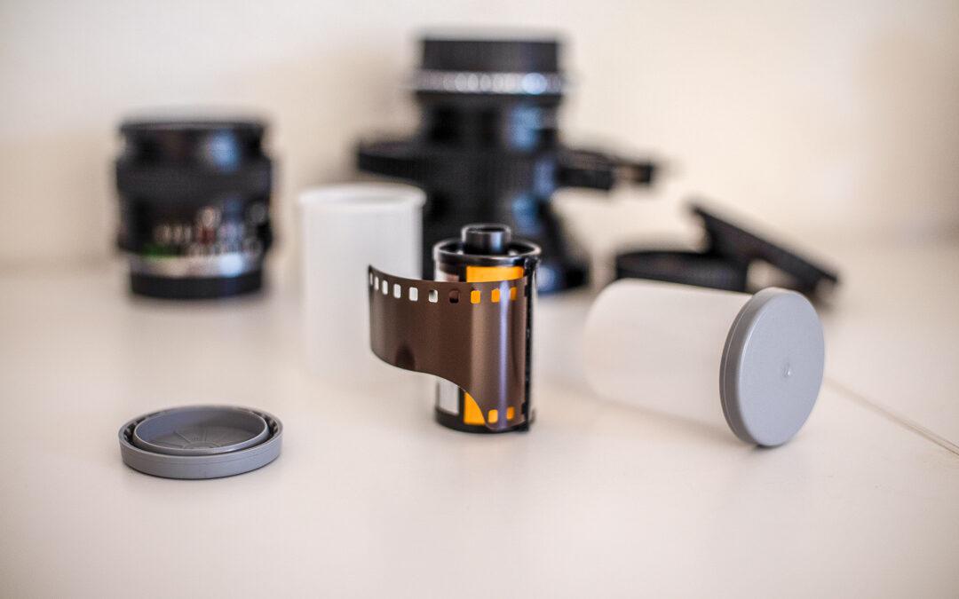 Analoge Fotografie: Was bringt das Fotografieren mit Film?