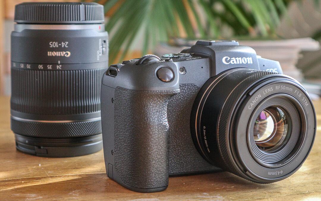 Canon EOS RP – für Foto und Video