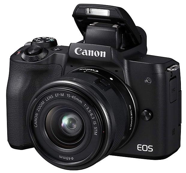 Canon EOS M50: Moderne 4K - mit einigen Einschränkungen