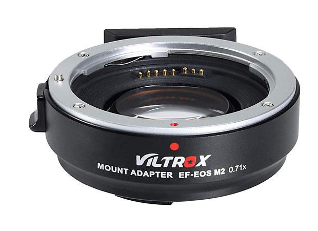 Der Viltrox Speed Booster macht die Verwendung von lichtstarken Festbrennweiten attraktiv.