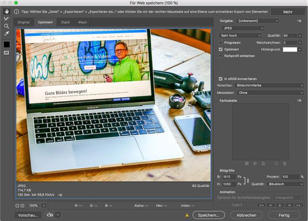 Auch mit Photoshop lassen sich viele Aufgaben automatisieren und vereinfachen.